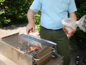 Kochevent Grill Fleisch